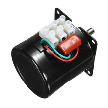 AC Synchrone Motor 68KTYZ 220v ac elektrische motoren <span class=keywords><strong>CW</strong></span>/CCW voor Smart Toepassing