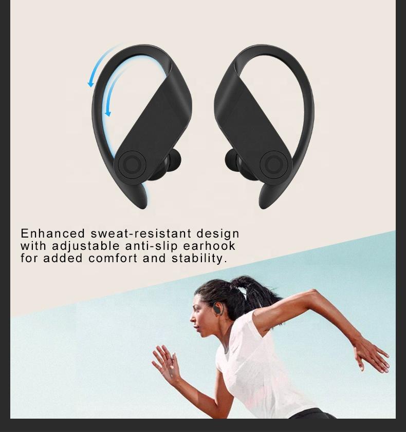 EH01C True Wireless Earbuds Bluetooth,Tws Wireless Earphones Bluetooth,Wireless Headphone Bluetooth Earphone
