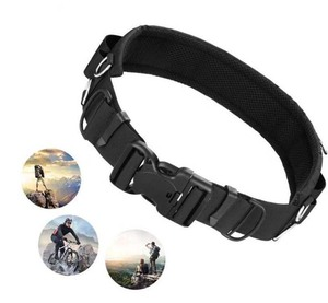 photography accessories multifunction nylon waist belt strap with camera pouch hook