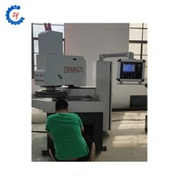 Slitter blade double side surface grinding machine lapping machine for blade ceramic grinding
