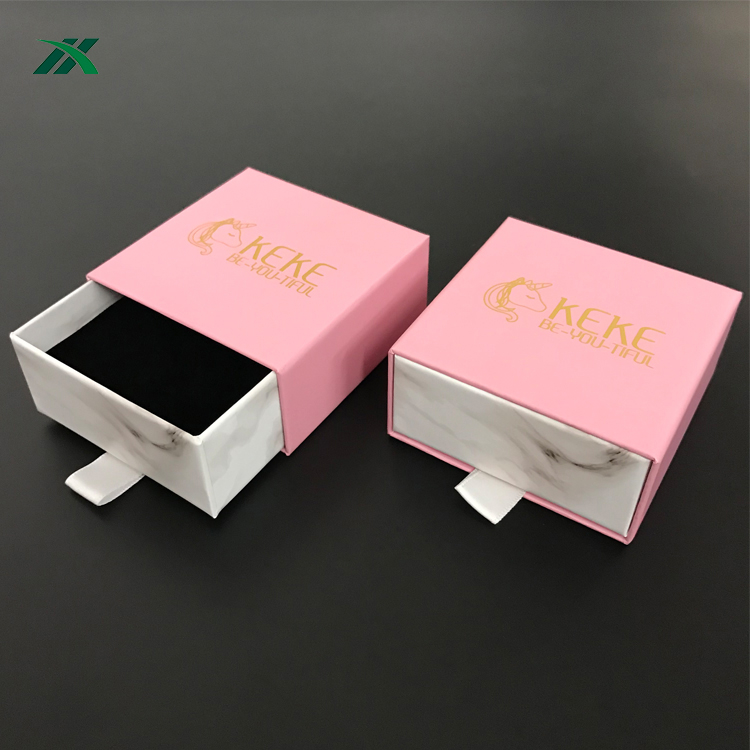 quality earring packaging paper box / custom printing jewelry box, paper gift box