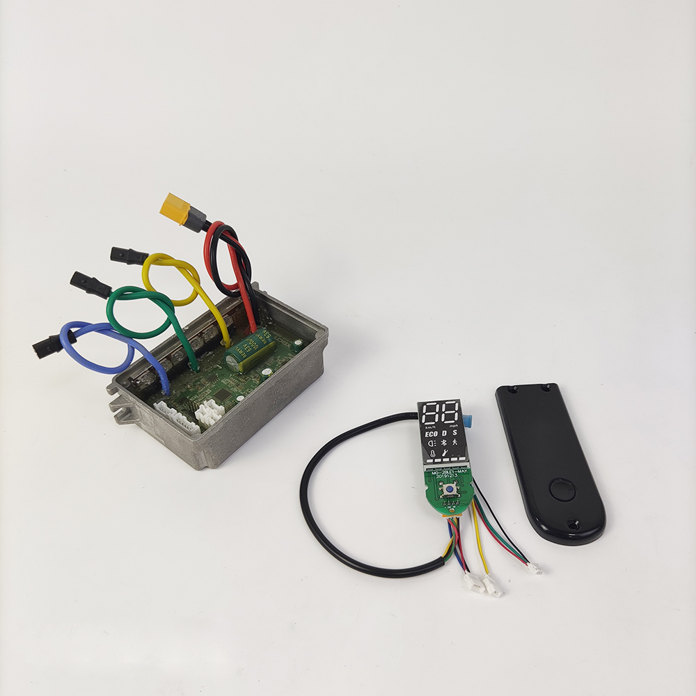New arrivals electric scooter max g30 smart board controller and dashboard scooter parts ninebot max g30 accessory