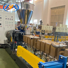 Co-rotating twin screw extruder for Nylon pelletizing machine PET pellets granulation line