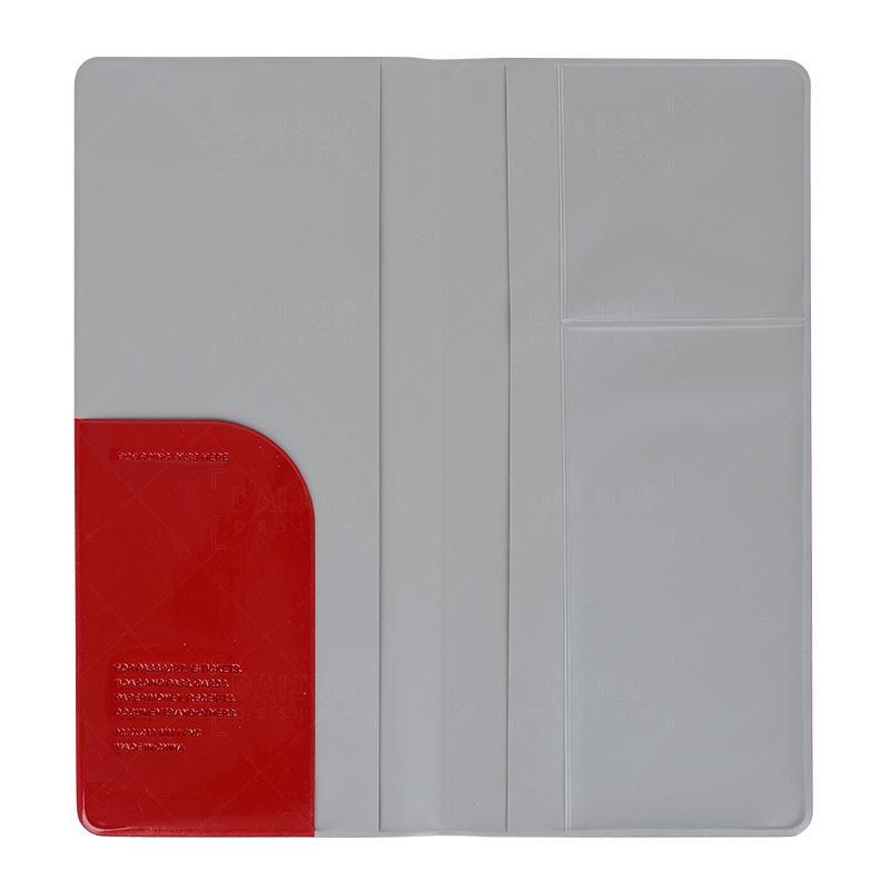 Новые детали рекламный дорожный держатель документов билет на самолет обложка паспорта на заказ Печать