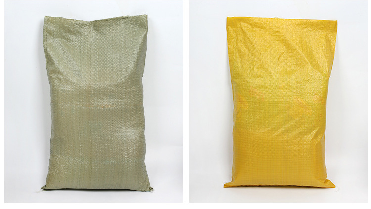 China top rated 25kg custom pp woven dimension chile potato onion packing 50kg rice bag design