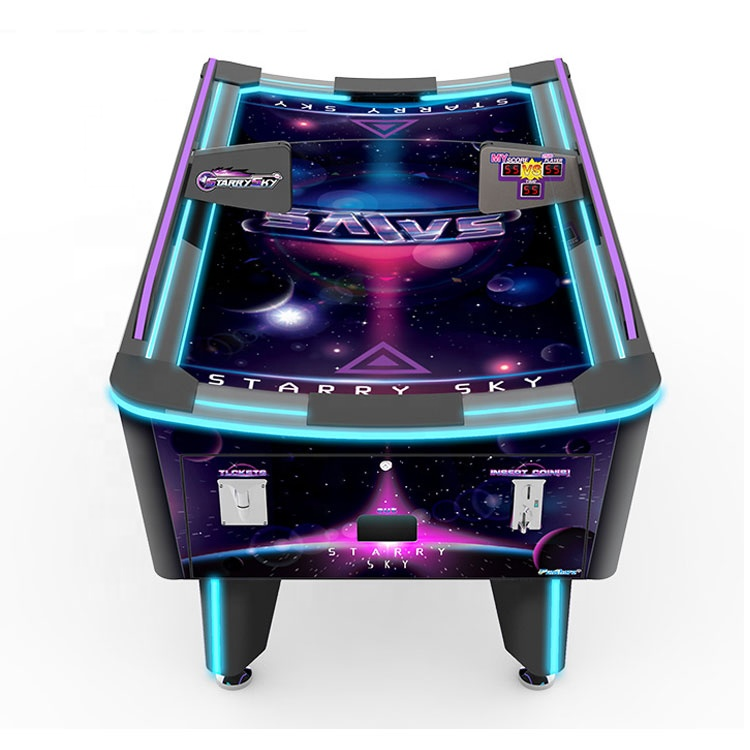 Coin operated indoor sport game machine hoge kwaliteit classic sport air hockey tafel
