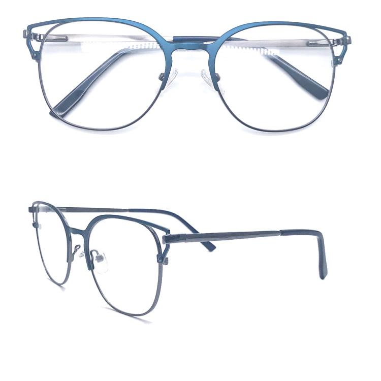 Superhot 맞춤형 금속 안경 프레임 최고 품질의 광학 안경
