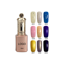 Essie nail polish wholesale enchant empty bottle OEM Wholesale Custom Logo Spray-on Nail Polish
