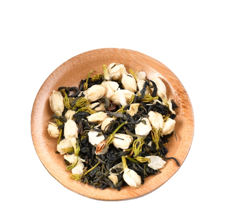 Free Sample Chinese Handmade Flower Tea Jasmine Green Tea - 4uTea | 4uTea.com