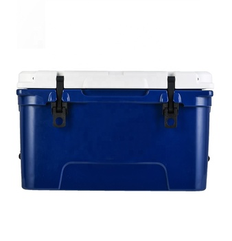 Toughness 45L Beer Ice Plastic Solar Cooler Box