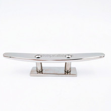 Hardware Laut 316 Stainless Steel Boat Tali <span class=keywords><strong>Cleat</strong></span> Dasar Berongga <span class=keywords><strong>Cleat</strong></span>