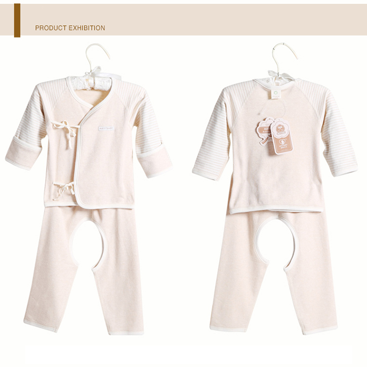 Cotton Inner Wear Infants Baby Cloths Boy Or Girl Baby Clothing Suit For Children