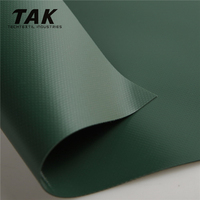 Good Price 600gsm Waterproof UV Resistant Polyester PVC Coated Fabric Tarpaulin Roll