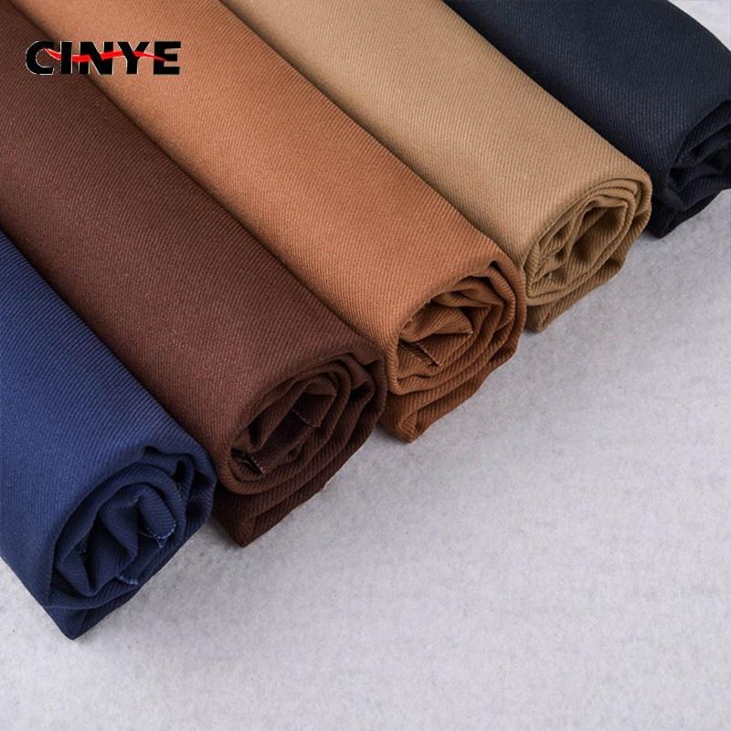 Nhà Máy Trực Tiếp Bán 65% Polyester 35% Cotton Vải Đồng Phục Kaki Bảo Hộ Lao Động Đồng Phục Vải Công Nghiệp