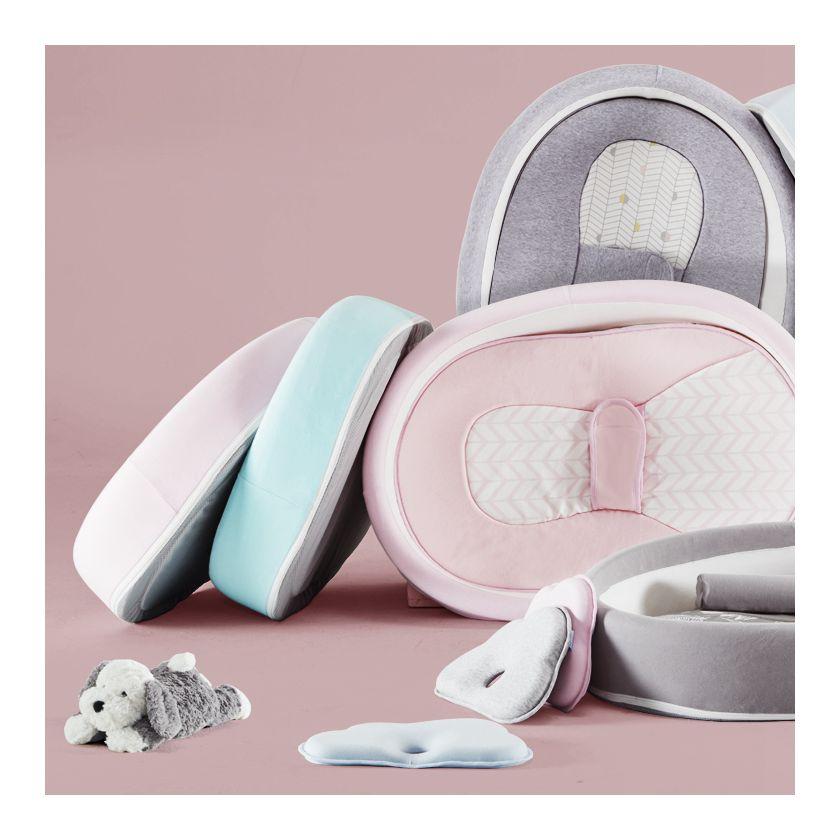 Folding Cotton Portable Sleeping Sleeper Carry Newborn Baby Bed Cot Crib Nest