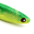 NOEBY 5485 Worm PVC paddle Tail Lures  Pesca Swim baits soft fishing lure plastic