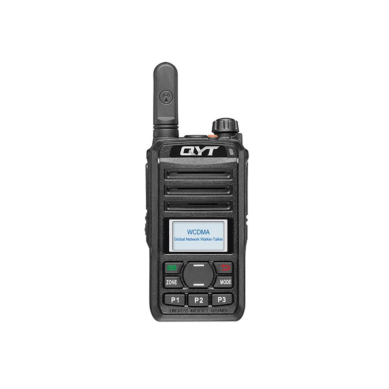 QYT Q2 3G כף יד רשת ווקי טוקי עם GPS ופונקציות wifi