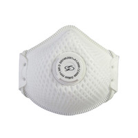 Europe market CE approved dust mesh shell mask on sale