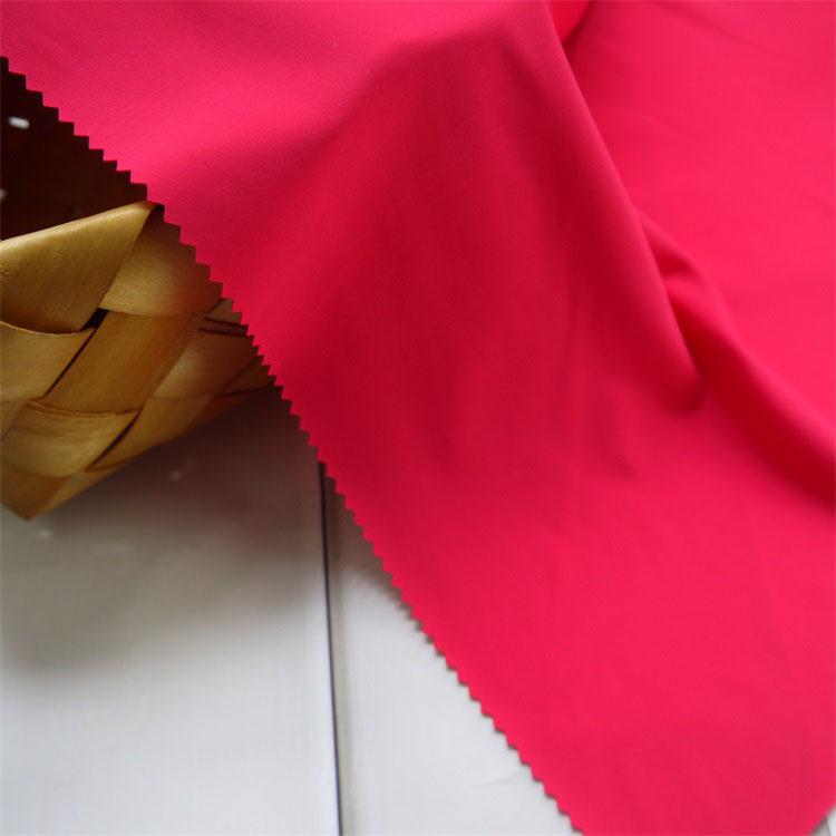 Dull 80 nylon 20 spandex lycra fabric for swimwear