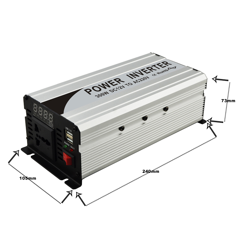 onboard best solar inverters personalized for car-13