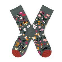 Новая мода унисекс креативные смешные носки Харадзюку искусство абстрактные масляные носки Французский стиль для женщин и мужчин дивертид...(Китай)