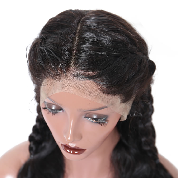 Natural Virgin Brazilian <strong>Hair</strong> <strong>Lace</strong> <strong>Front</strong> <strong>Wig</strong> <strong>Cheap</strong> Cuticle Aligned <strong>Human</strong> <strong>Hair</strong> Full <strong>Lace</strong> <strong>Wigs</strong> For Black Women