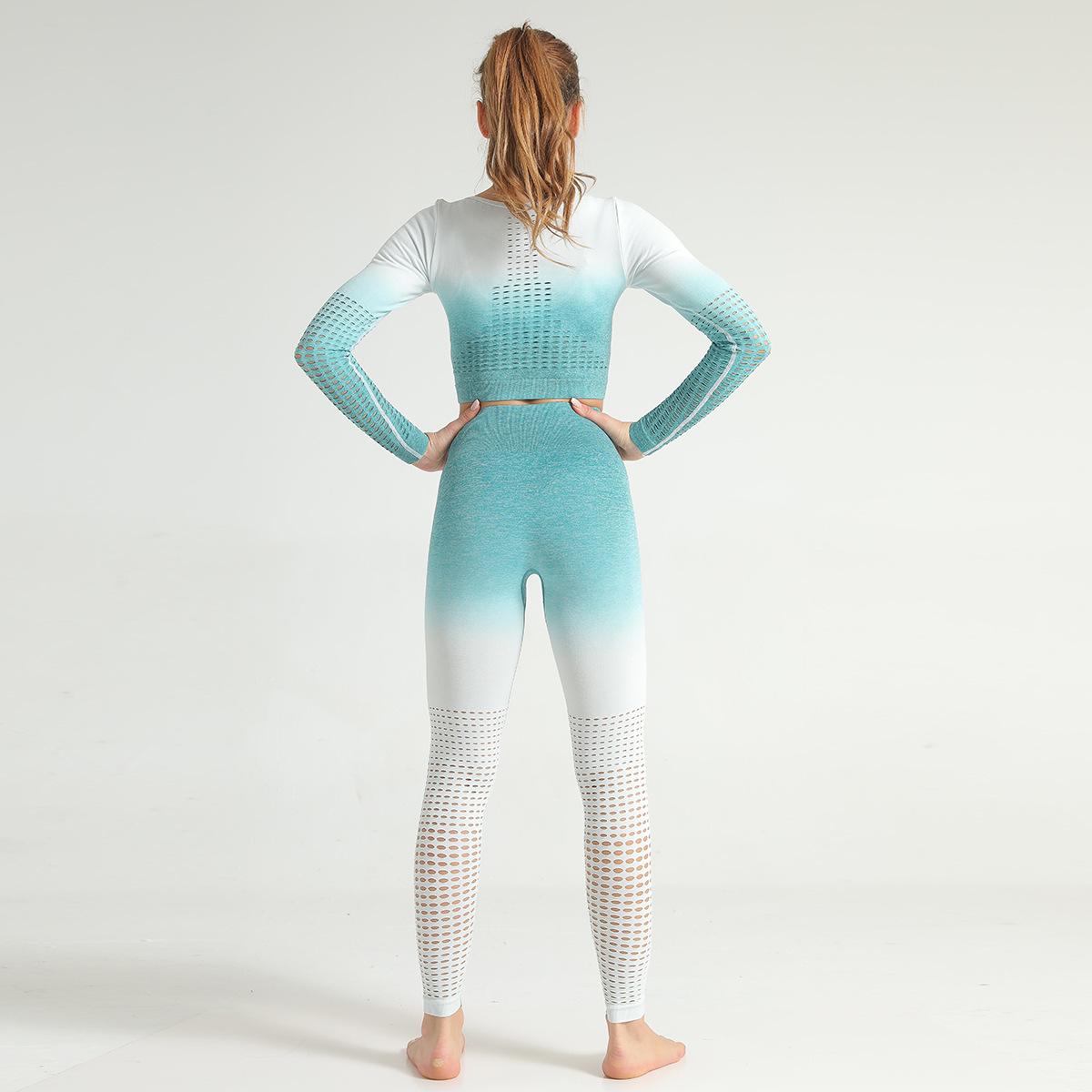 Women Embre Yoga Sets 5