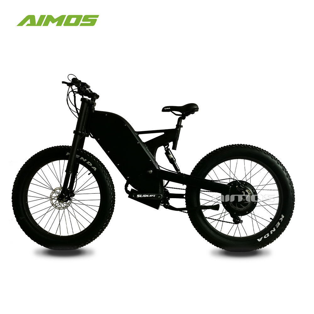 उच्च गति लंबी दूरी की बिजली की साइकिल 3000 w ebike