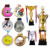 manufacturers design custom color half marathon 5k 10k 21k fun run runner race finisher sports metal award gold medal