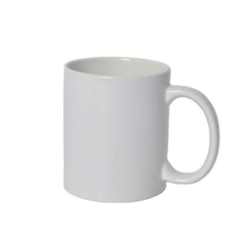 Cheap Price 16Oz Porcelain Plain White Ccustom Logo Sublimation Ceramic Cup Tea Coffee Mugs