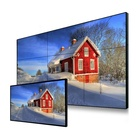 "Most Selling 55"" video display player multimedia information system Large lcd tv wall"
