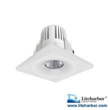 4 אינץ כיכר שקוע LED Retrofit <span class=keywords><strong>Downlight</strong></span> 15w