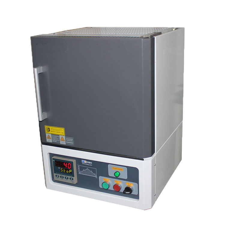 1400 Degree High Temperature Electric Ceramic  Oven Muffle Furnace for Laboratory