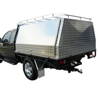 UTE canopy special tool box for high quality large truck compartment