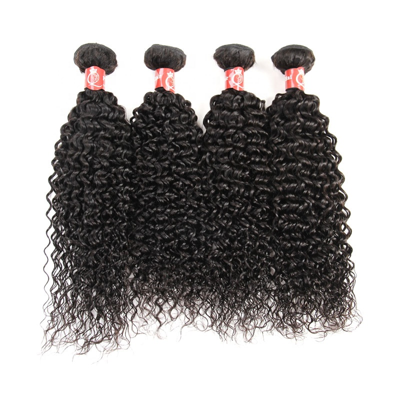 grade 9a human brazilian cuticle aligned virgin hair bundles, Natural color or as your request