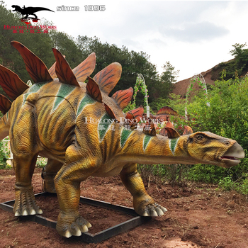 TOP Rangking Product Jurassic 3D Artificially Size Dinosaur Model For Large-scale Tourism