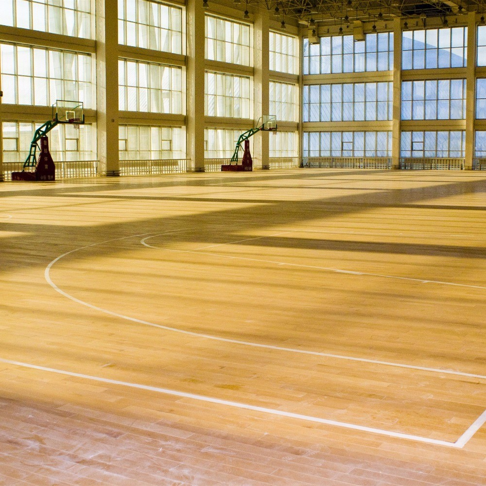 Maple Hardwood Indoor Used Sport Basketball Court Wood Flooring Buy Sports Flooring Basketball Court Wood Flooring Basketball Court Flooring Cost Product On Alibaba Com