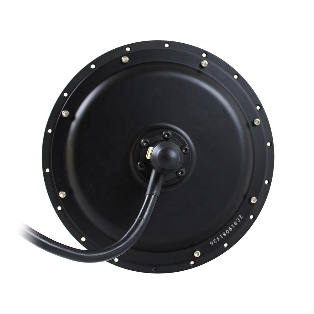 High Torque fast speed 48v60v72v 1000w 1500w 3000w bldc hub motor for ebike scooter handbike wheelchair car scooter