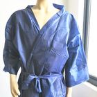 Disposable Lab Coat Surgical Medical Non Woven Visitor Gown,Disposable Kimono