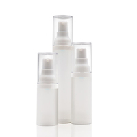 20ml 30ml 50ml Airless Bottle with PP Cap