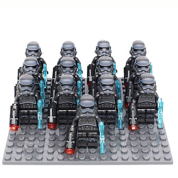 Star sw603 Wars Shadow Stormtrooper Battle Pack Compatible legoe 75079 Building Blocks kid mini figures kid toy