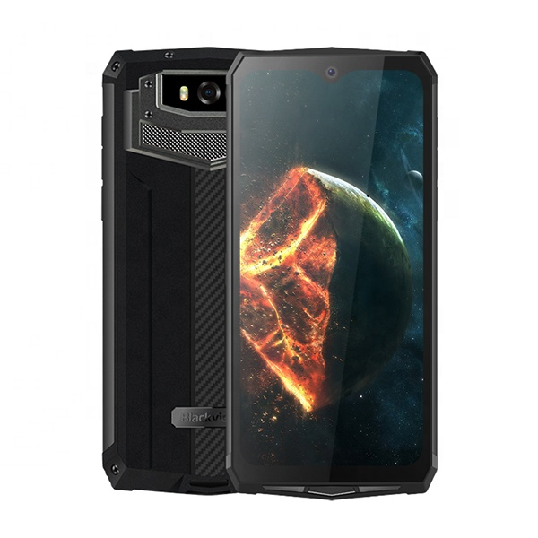 NEW Blackview BV9100 13000mAH cellphone IP68 Waterproof mobile cell phone android 9.0 4G rugged smartphone NFC 4GB+64GB phones