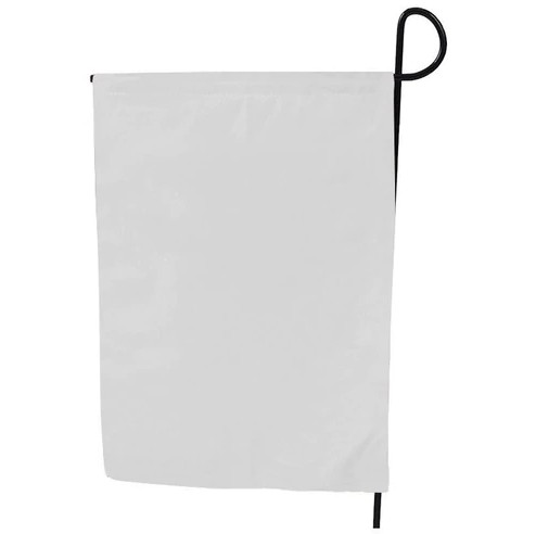 Wholesale Best Selling Stock12x18 inch Double Sided Sublimation Blank Garden <strong>Flag</strong>