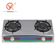 Infrared table gas cooker with stainless steel