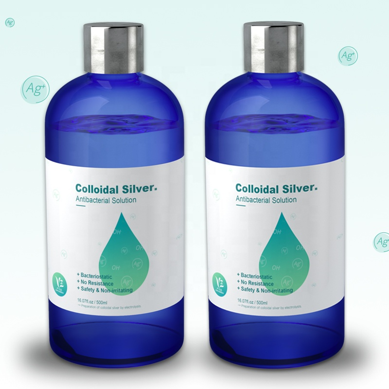 Nano Colloidal Silver Gel solution Mineral Liquid Supplement - Daily Immune System Support 10ppm 20L material