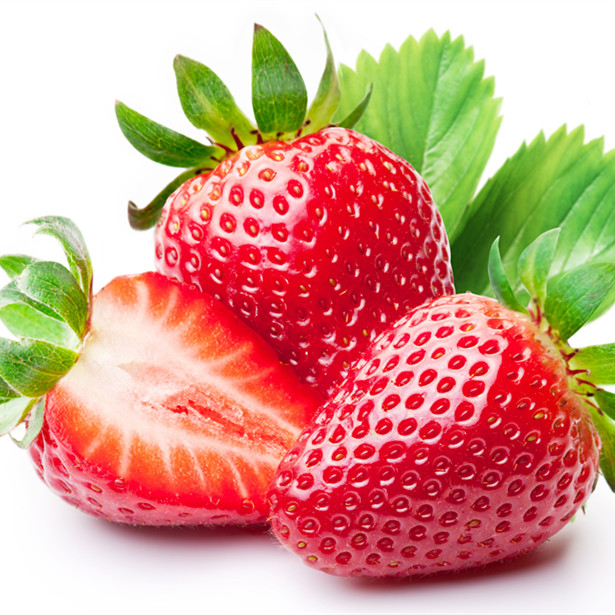 Dehydrated <strong>strawberries</strong>, <strong>fresh</strong> <strong>strawberries</strong>