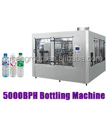automatic water bottling filling machine
