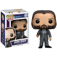 John Wick kids toys FUNKO POP Vinyl Dolls Action Figure Collection Model Toys Fast & Furious hands gift