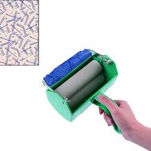 Ролик для печати без ручки Ручка 3D шаблон дизайн ролик для печати без ручки краска для стен бумага ролики brocha pintura сравнению FD(Китай)