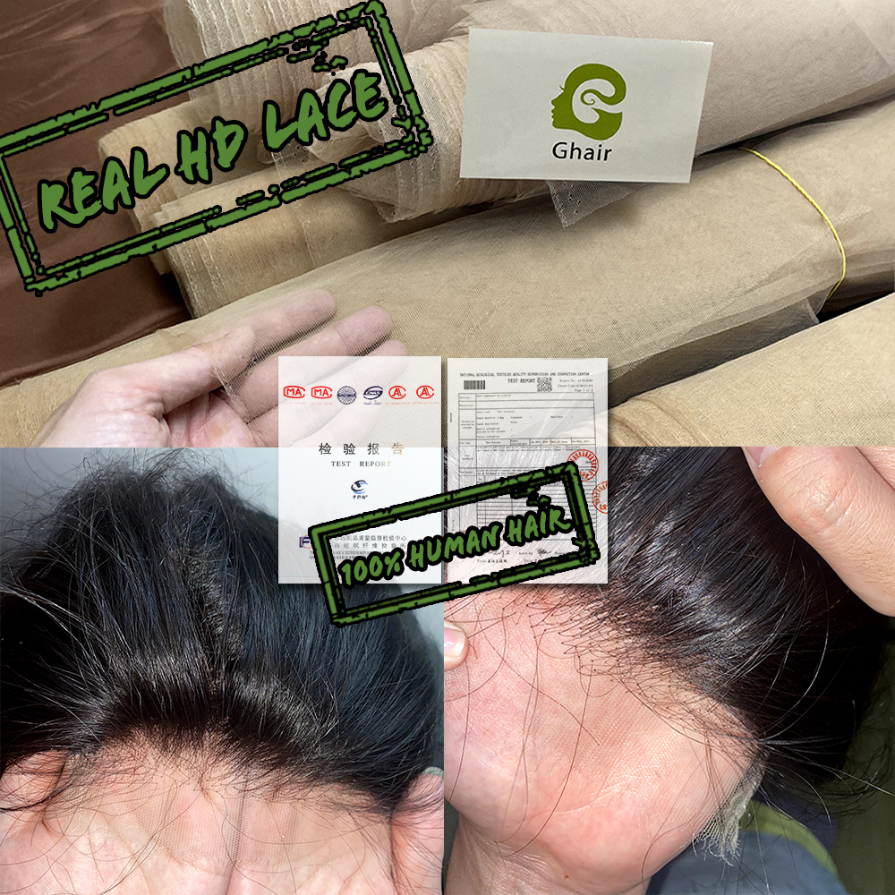 Wholesale New Trends Transparent HD Thin Swiss Lace Frontal Closure, Cuticle Aligned Pre Plucked Virgin <strong>Hair</strong> HD Lace Frontal